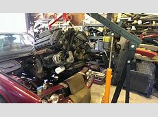 engine removal how much space? Jaguar Forums Jaguar