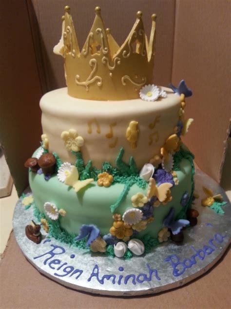 musical enchanted garden st birthday cake wsmash cake
