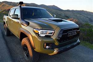 2020 Toyota Tacoma Trd Pro 4x4 Dbl Cab Review By David