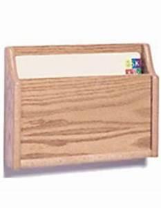 Hanging Chart Holders File Folder Racks Wood Wall Chart Holders Organizers