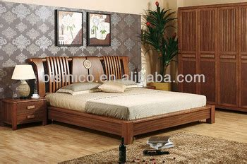 style wooden beds carved furniture antique