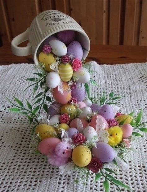 Oster Eierbecher Basteln by 48 Diy Easter Decorations You Need Right Now Diy