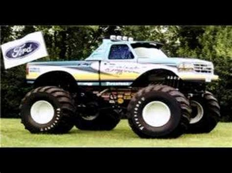 original bigfoot monster bigfoot the original monster truck youtube