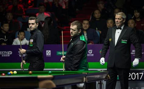 Mark Selby Secures International Championship Double
