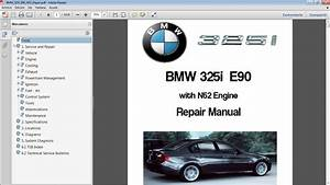 Manuales De Taller De Bmw  Bmw 325i Chassis E90 Motor N52