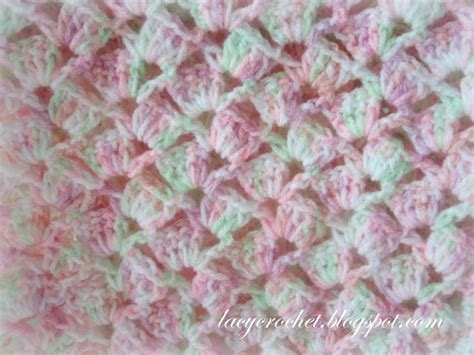 [free Pattern] This Quick And Easy Crochet Baby Blanket With Adorable Lacy Stitch Is A Big Hit Soft Blankets For Kids Baby Blanket Size Knit Mohair Lion Brand Buy Electric New Sew Crochet Instructions Easy Knitting Patterns Beginner