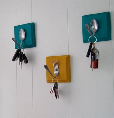 diy creative key holders