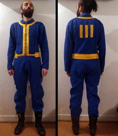 fallout 3 jumpsuit fallout 4 vault jumpsuit by timblene on deviantart