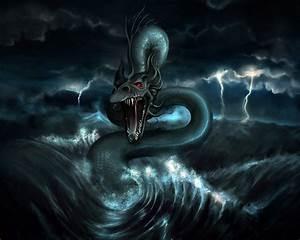 GallianMachi 3D Fantasy Dragon Wallpapers