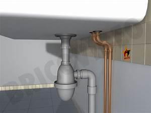 Déboucher un évier Problème siphon bouché Déboucher canalisation évier avec un furet plomberie