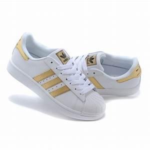 Cailloux Blanc Pas Cher : basket adidas original blanche ~ Dailycaller-alerts.com Idées de Décoration