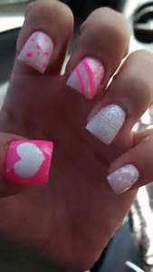 Cute nails simple nail design summer spring d