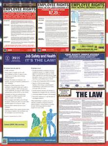 2016 Federal Labor Law Compliance Posters