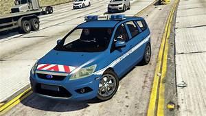 Ford Focus Estate 2009 Gendarmerie
