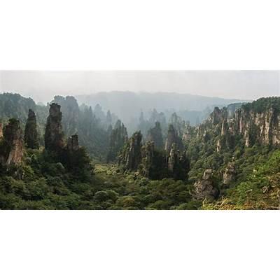 Zhangjiajie National Forest Park - Wikipedia