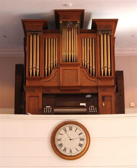 The Meetinghouse Organ