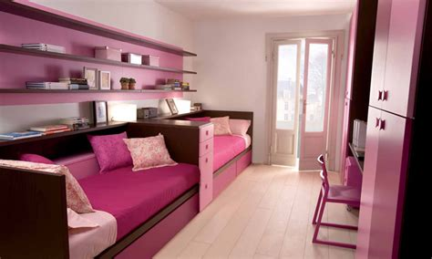 Pink And Brown Bedroom Decorating Ideas - Elitflat