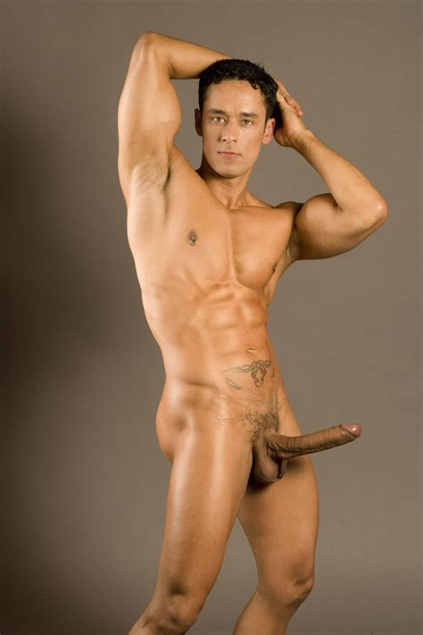Rafael Alencar Sexy Nude Men