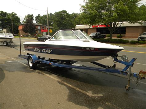 Boat Auctions In Ct by Ski By Sea Spitfire 1995 For Sale For 3 450
