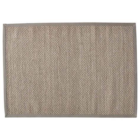 tapis tress 233 en sisal beige 160x230 bastide maisons du monde