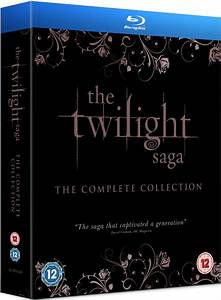 The Twilight Saga The Complete Collection Includes