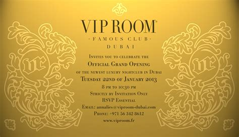 exclusive invitations   grand opening event