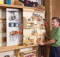 garage tool storage ideas 40 Awesome Ideas to Organise Your Garage