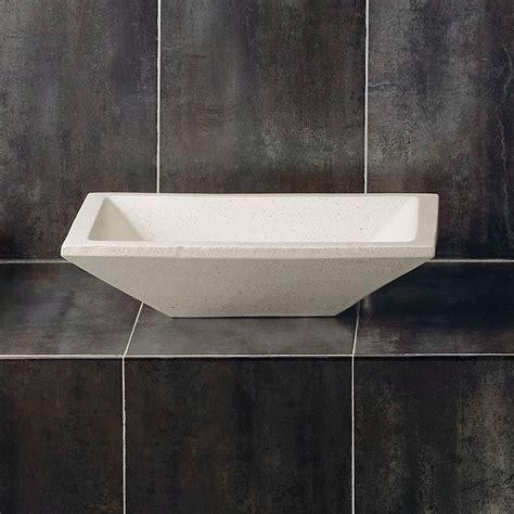 vasque lave a poser 28 images lave mains de wc 224 poser en marbre stromboli gris taupe d 35