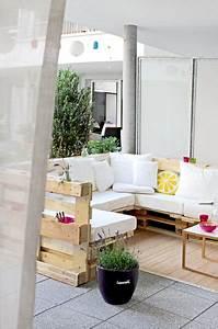 Lounge Kissen Selber Machen : diy m bel aus euro paletten selber bauen ~ Frokenaadalensverden.com Haus und Dekorationen