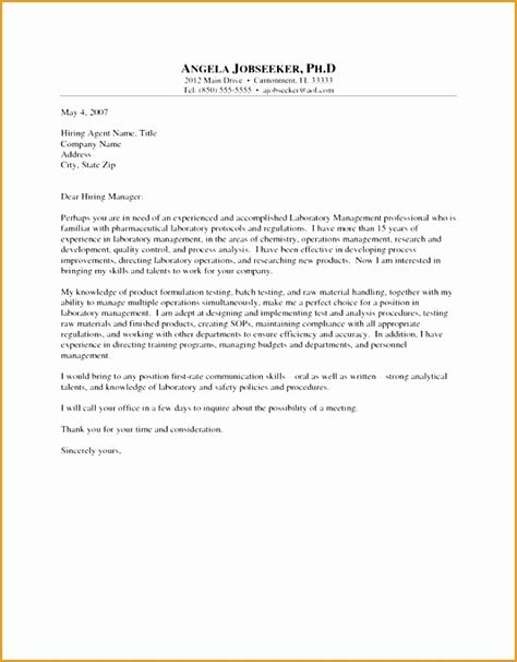 Esl Thesis Writers Service by 5 Cover Letter Exle Resume Free Sles