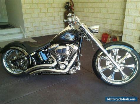 Harley-davidson Softail Deluxe For Sale In Australia