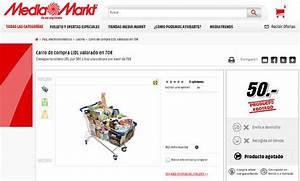 Media Markt Rechnung Pdf : media markt aclara que el carro de lidl s lo se puede comprar en tiendas ~ Themetempest.com Abrechnung