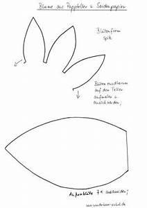 Blätter Vorlagen Zum Ausschneiden : winterblume aus pappteller und seidenpapier weihnachten ~ Lizthompson.info Haus und Dekorationen