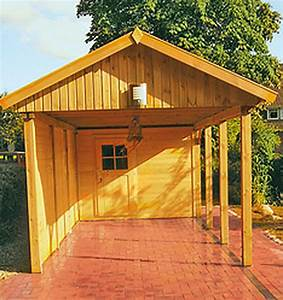 Carport Holz Selber Bauen : carport selber bauen ~ Whattoseeinmadrid.com Haus und Dekorationen