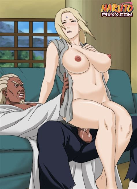 Raikage A And Tsunade Naruto The Hentai World