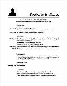 does modern resume look like free samples examples With how does a resume look like