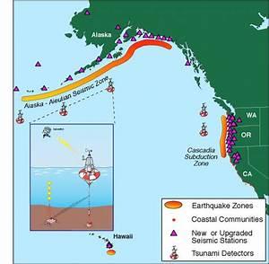 Washington State Tsunami Map | Printable Map