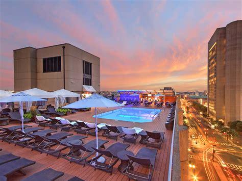 rooftop bars  boston  top options  outdoor