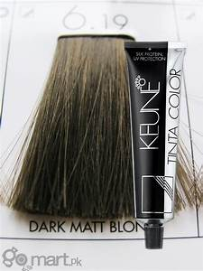 Keune Tinta Color Dark Matt 6 19 Hair Color Dye