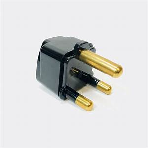South Africa Adapter Plug Type M Electrical Outlet 220