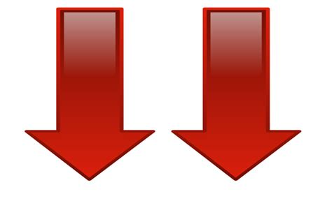Free Picture Of An Arrow Pointing Down, Download Free Clip