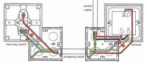 2 Way Light Switch Wiring Diagram - Database