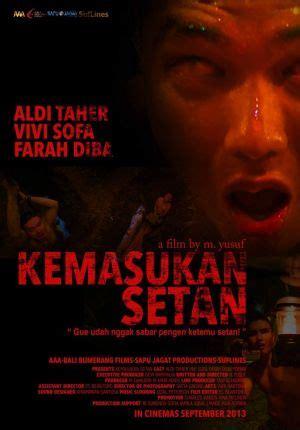 kemasukan setan film  wikipedia bahasa indonesia