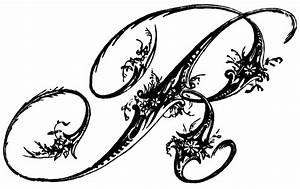 Fancy Letter R Clipart - Clipart Suggest