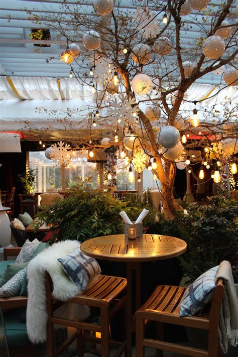 winter patio reflections vancouver wonderland cozy warm daily lindsay hive decorations holiday ross william season table pop tips lights space