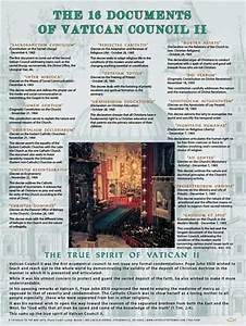 1000 images about catholic faith explained posters on With documents of vatican council ii