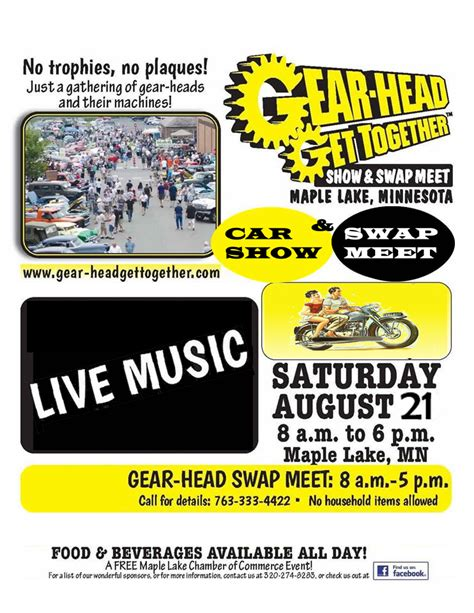 A genuine event, lively, energetic and extreme: Minnesota Car Shows - CarShowNationals.com
