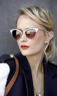 white cat eye sunglasses cat eye sunglasses for fashiongum