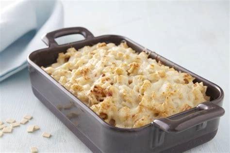 recette de gratin de crozets facile et rapide