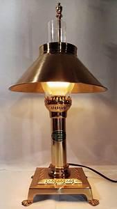 Lampe En Cuivre : lampe de table paris istanbul orient express lampe de table en cuivre cuivre catawiki ~ Carolinahurricanesstore.com Idées de Décoration
